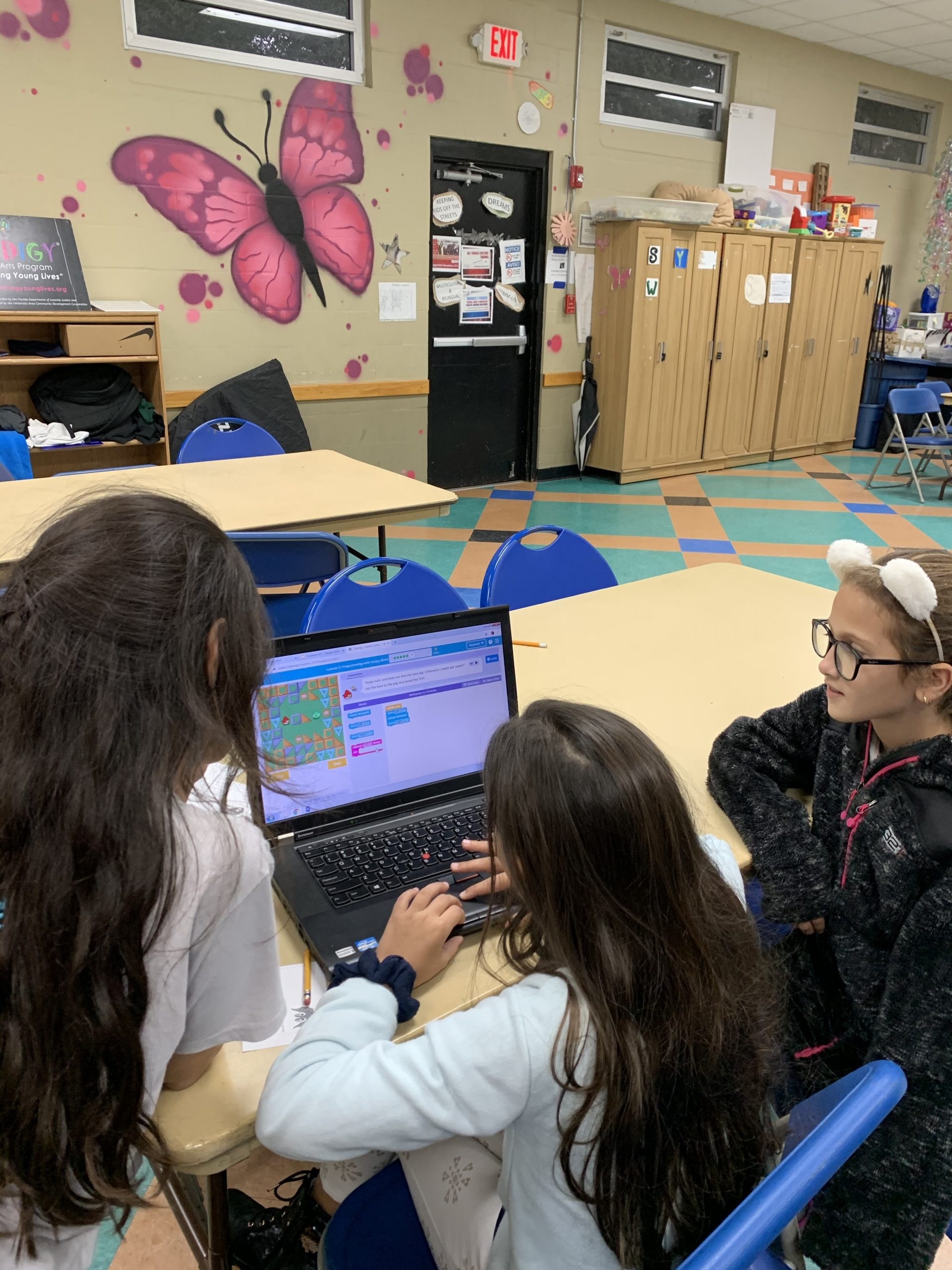 Photos: Learning to Code at Afterschool4Success